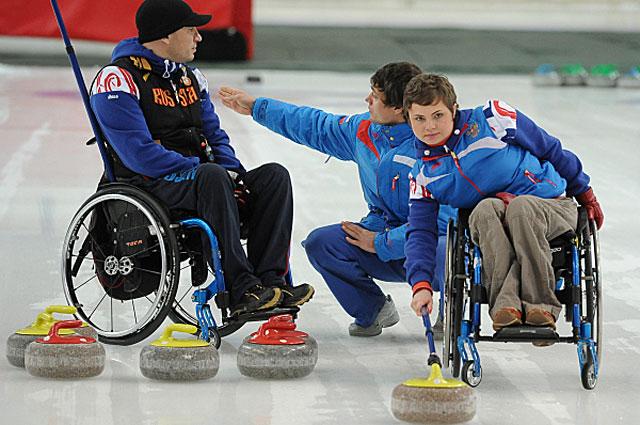 параолимпийцы дети из россии должно быть
