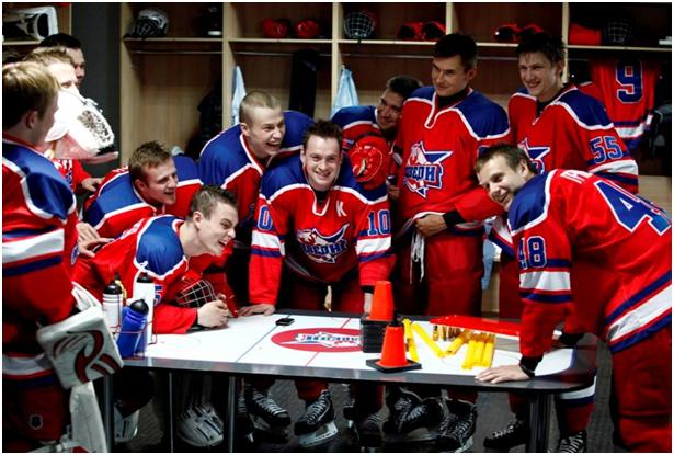 молодежка фото вся команда