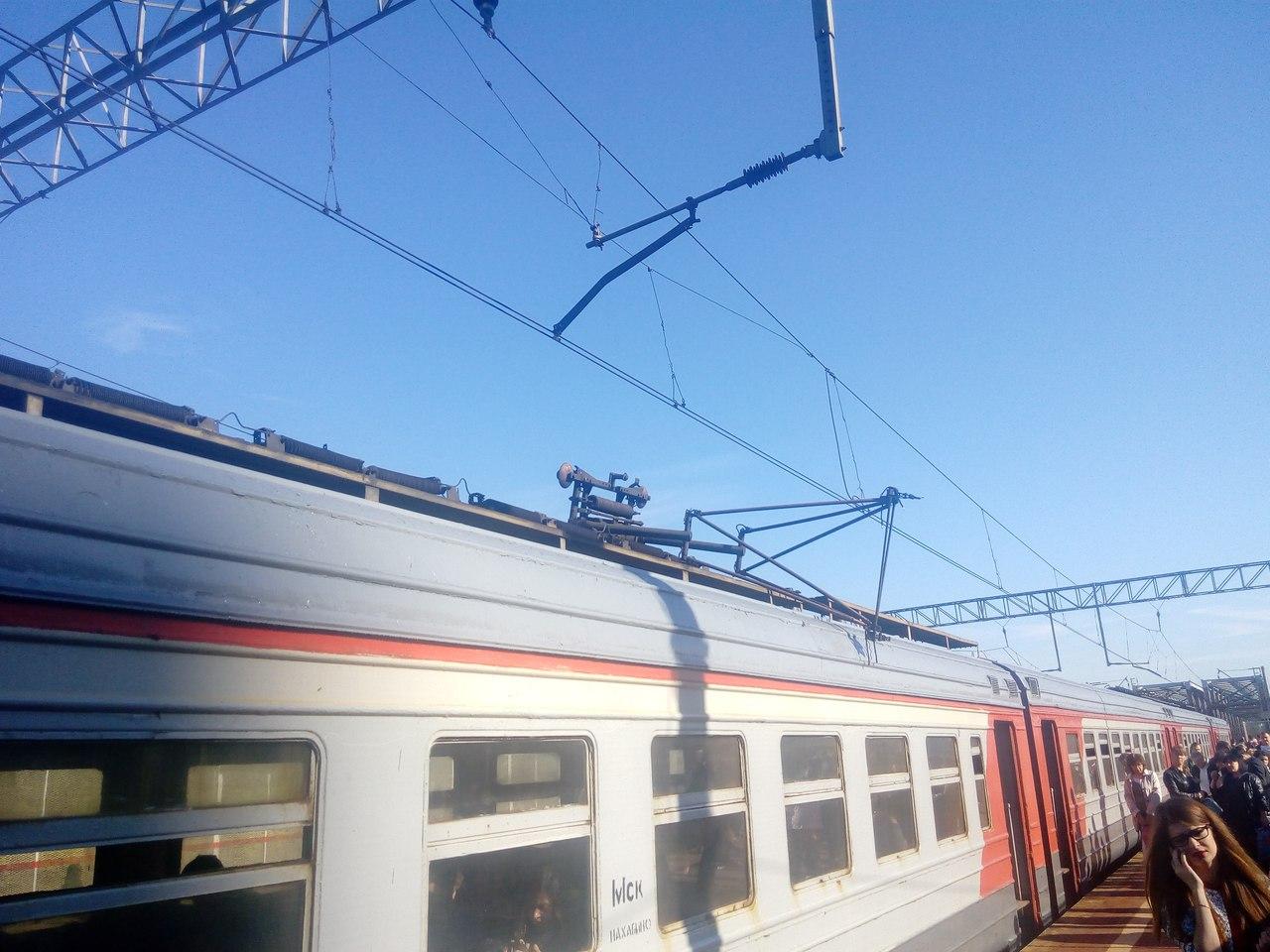 Движение поездов наКурском направлении восстановлено