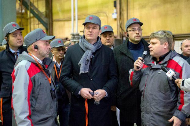 «Подольск – один из ведущих промышленных центров Подмосковья»