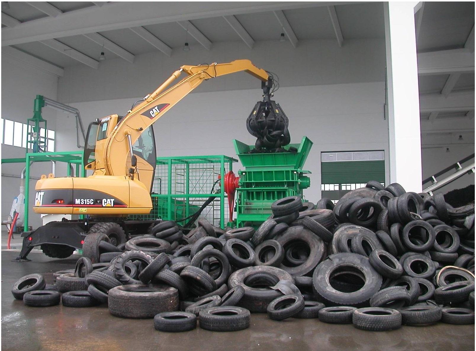 проект по утилизации покрышек необходимо