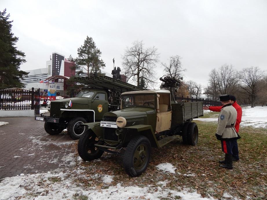 Вчесть 75-летия Битвы за российскую столицу вПодольске прошел форум-фестиваль