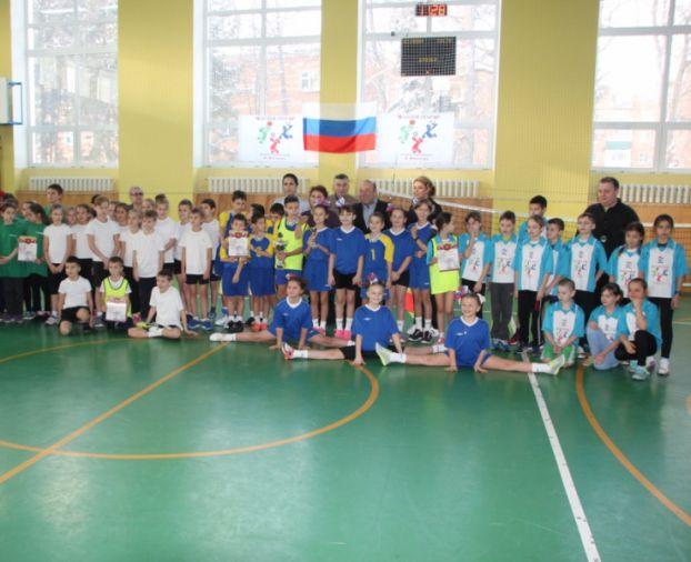 Школа поселка МИС победила на соревнованиях памяти А. Монетова