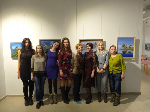 Новая выставка арт-галереи посвящена Соловкам