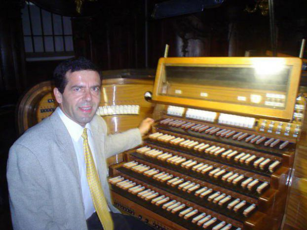 В подольском органном зале прошел концерт музыканта из Польши