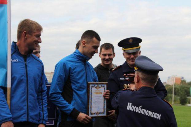 Кубок губернатора по пожарно-спасательному спорту