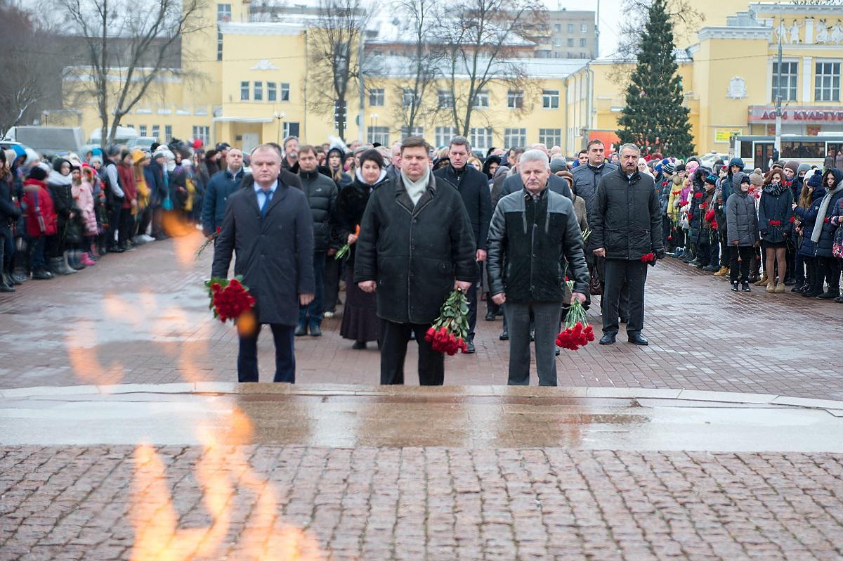 День начала контрнаступления советских войск под Москвой