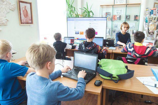 Школа программирования для детей в Подольске. Алгоритмика Подольск.