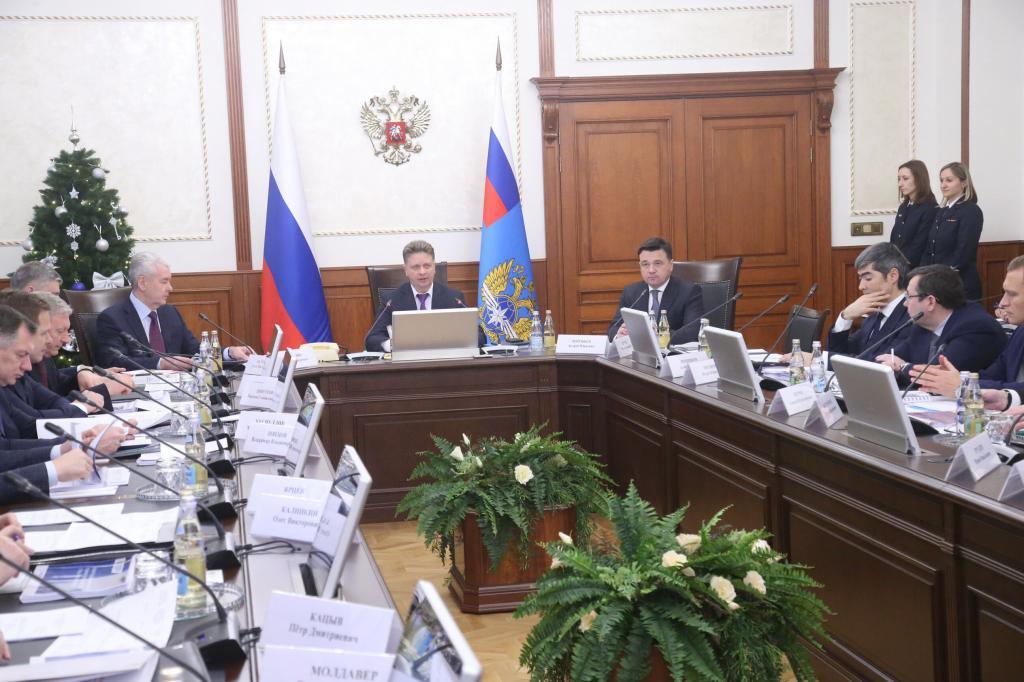 Собянин сказал оподписании плана-графика реализации проекта МЦД