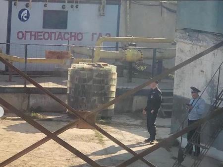 Незаконным асфальтовым заводам в Подольске перекрыли газ