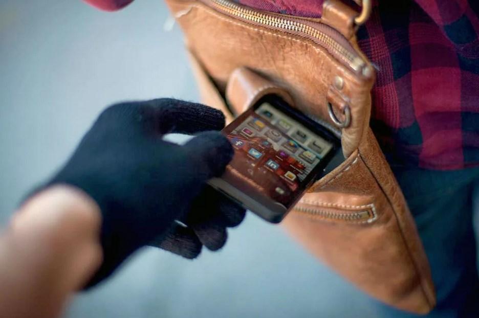 Задержан подозреваемый в краже мобильного телефона