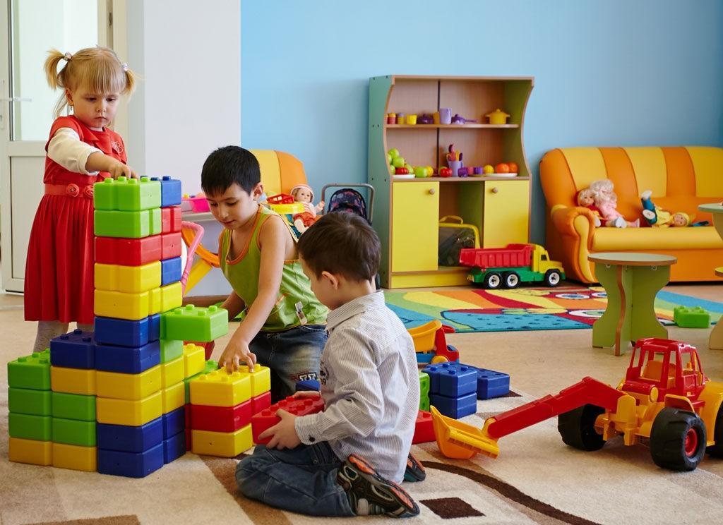 Строительство детского сада в Климовск