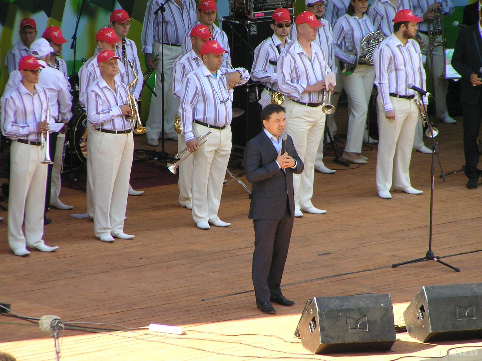 23 августа 2014 г. Губернатор.