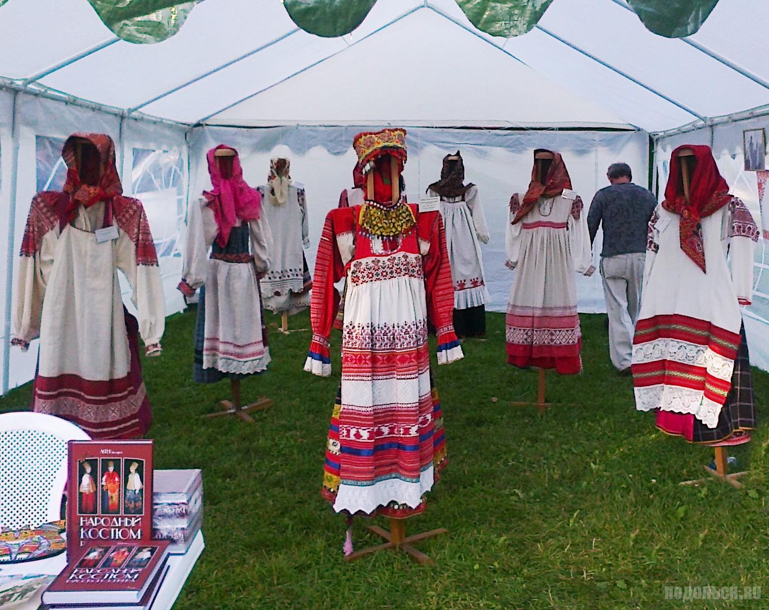 Открытый фестиваль народного творчества «Славянское подворье». 30.08.14.
