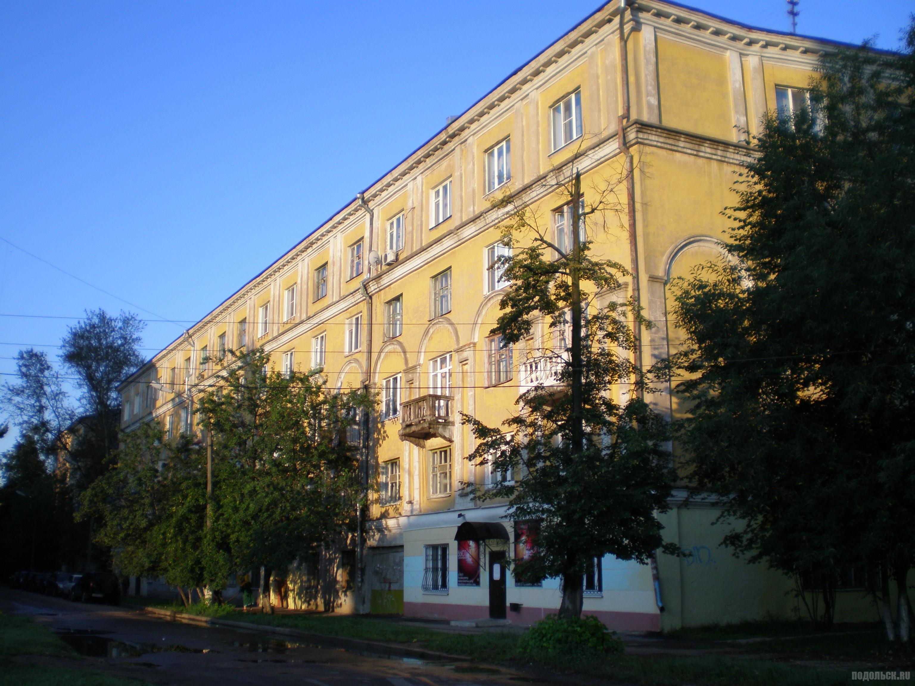 Ул. Дзержинского, 20.08.2008 г.
