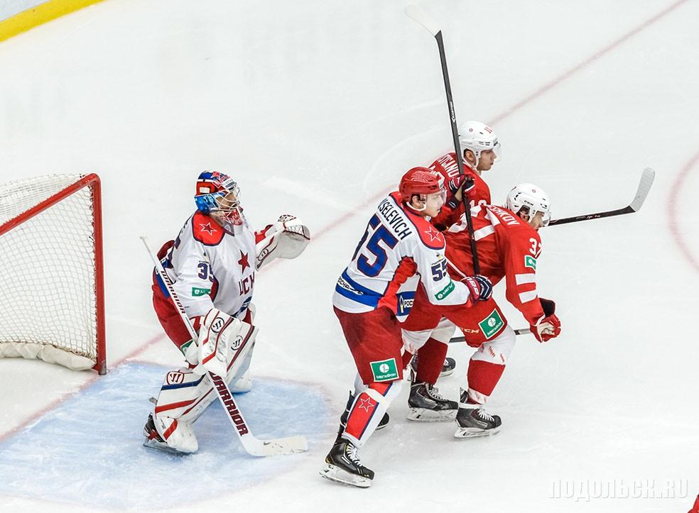 "Матч ""Витязь"" - ЦСКА, 10.12.14"