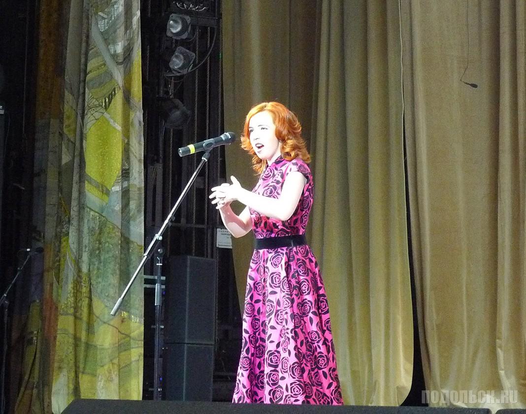 Открытие второго этапа Всероссийского хорового фестиваля.