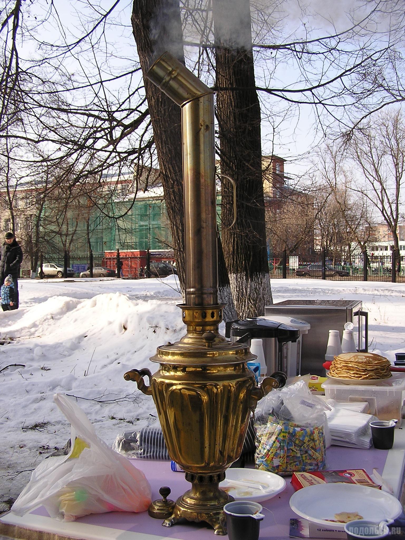 Февральская улица, Масленица, 21.02.2015.