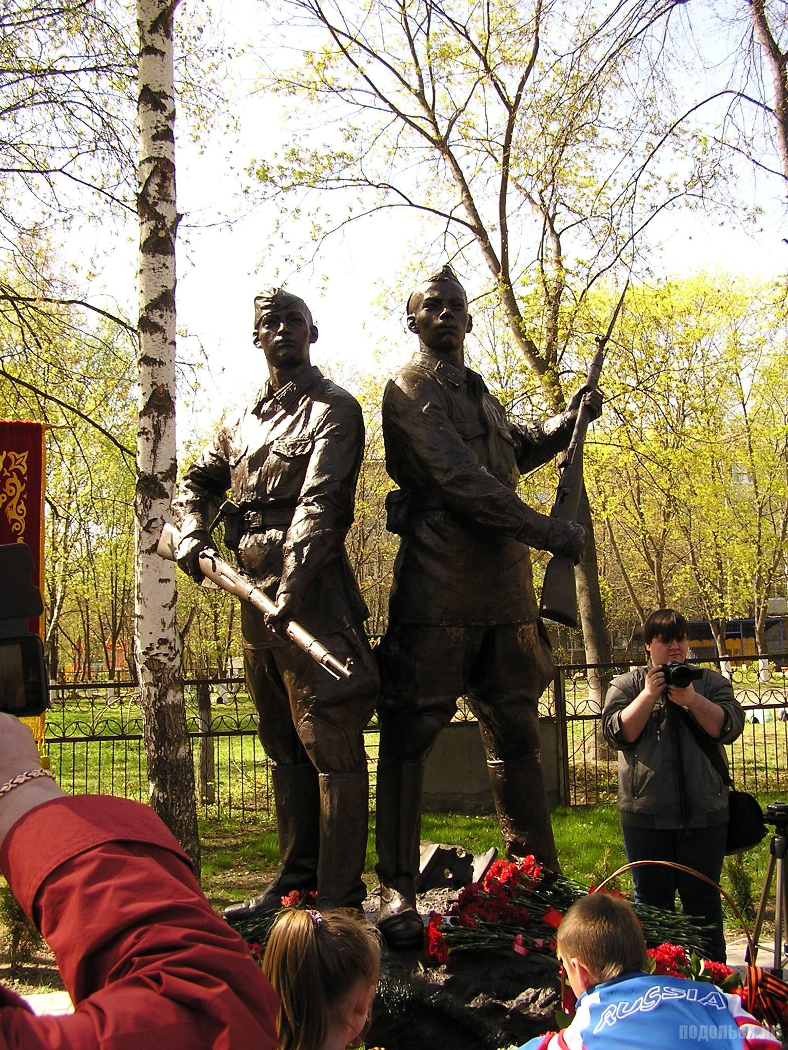 Климовск, 7 мая 2015 г.