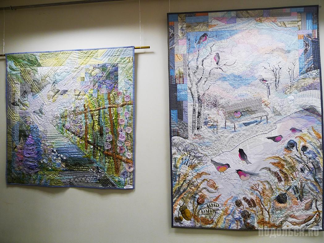 Выставка «Живу, люблю, пишу!». На которой представлены работы группы художников – педагогов из Москвы и Подмосковья.