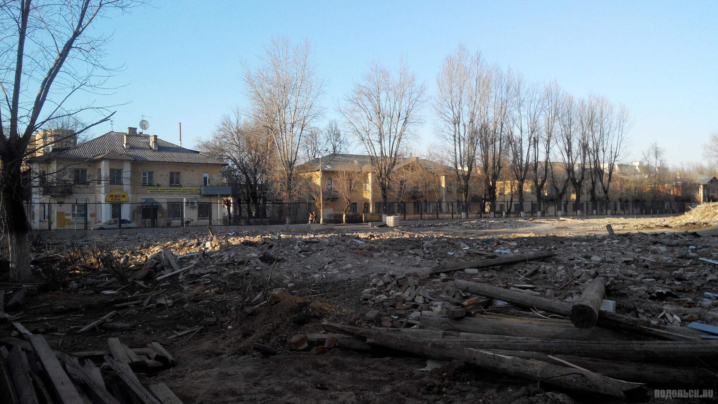 Старые дома на Народной. Июнь 2015 г.