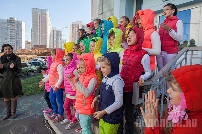 """Открытие детского развивающего центра """"Умка"""" в Кузнечиках."""