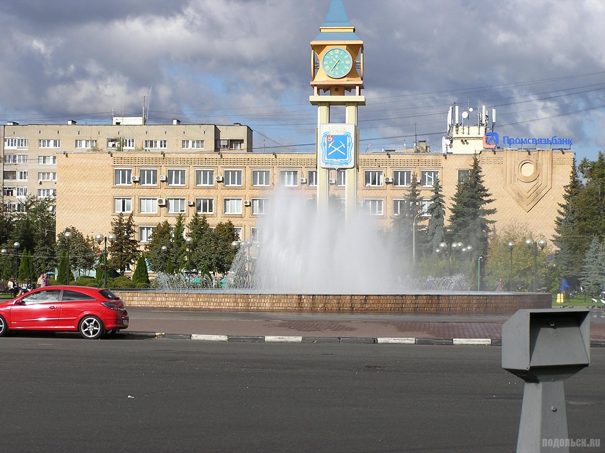 Площадь Ленина 3 октября.
