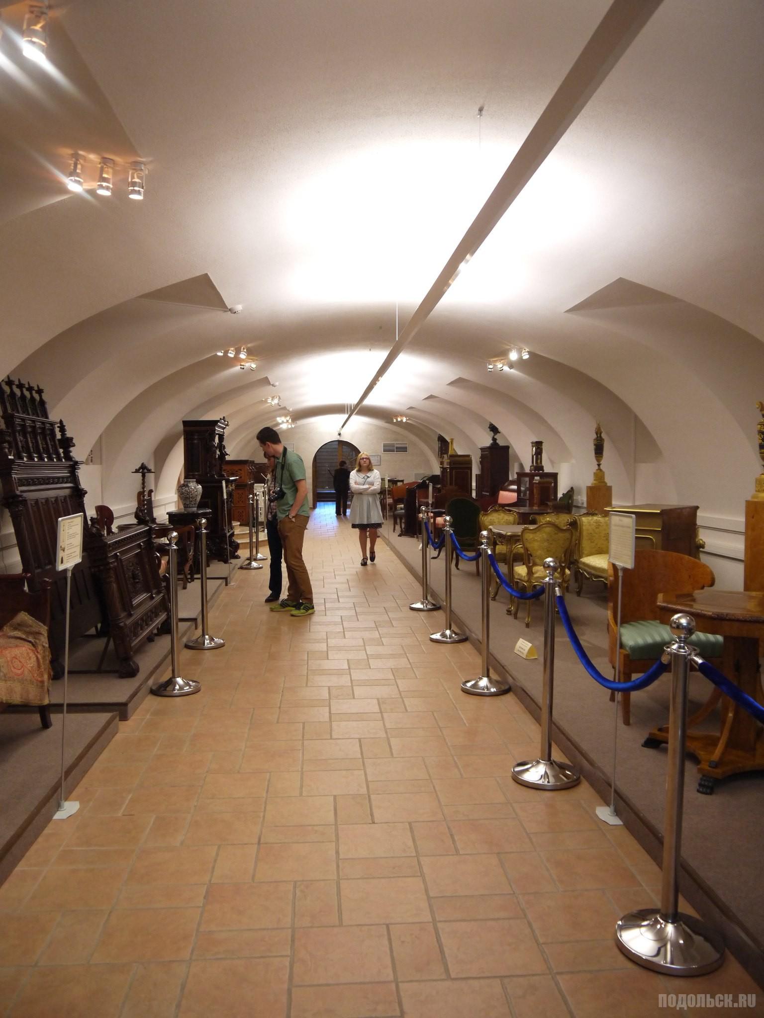 Музей в усадьбе. Август 2015 г.