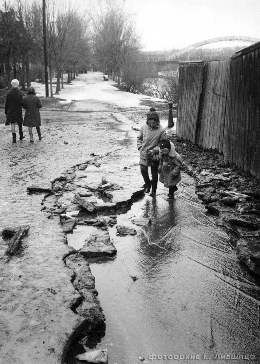 Весна 1968 года