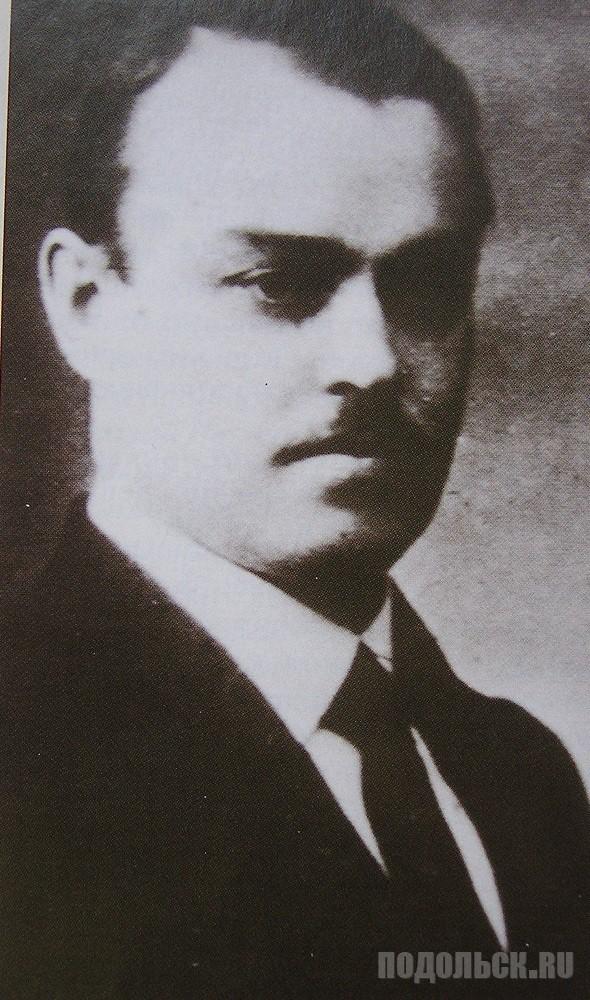 Иван Иванович Матрозов - подольский большевик.