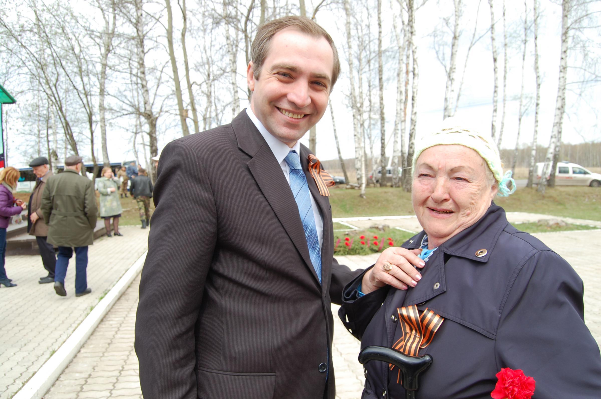 Максим Корж. Вахта  памяти в Кузовлеве. 28.04.16.