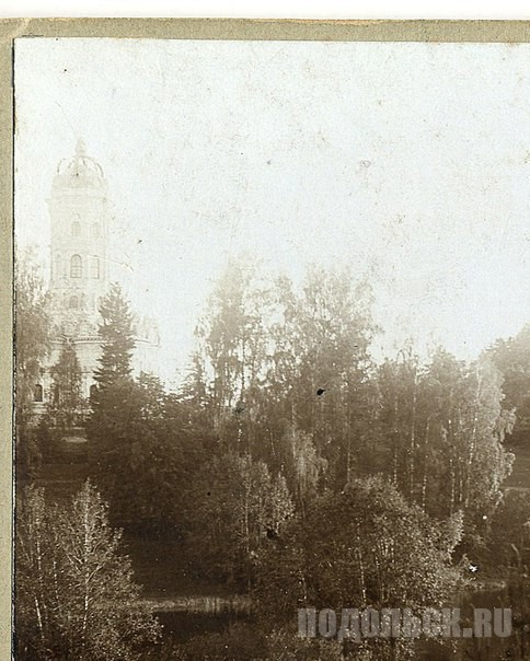 Дубровицкиий храм.