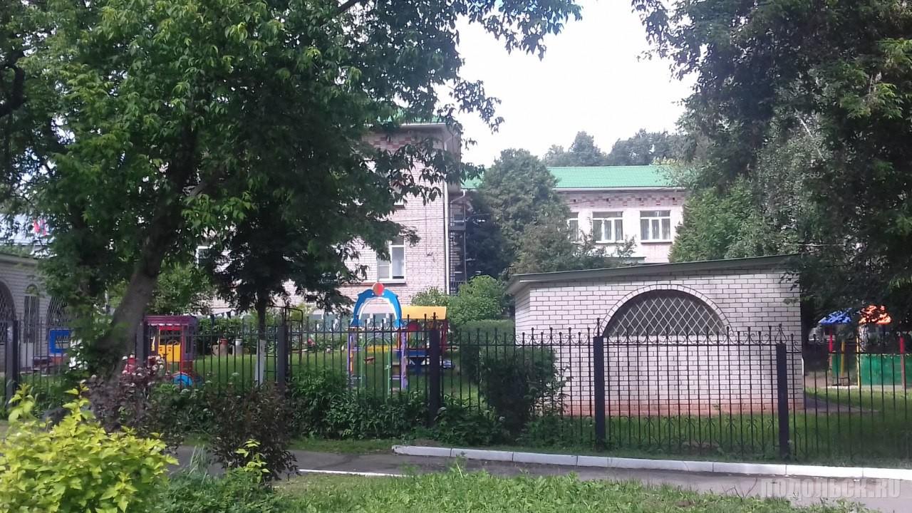 Детский сад № 29 в Дубровицах. Июнь 2016 г.