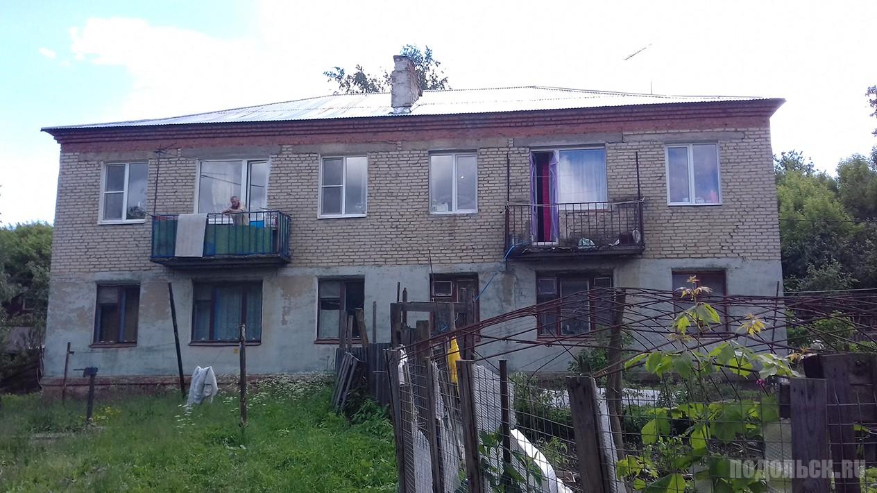 Старый дом на Беляевской. 2016.