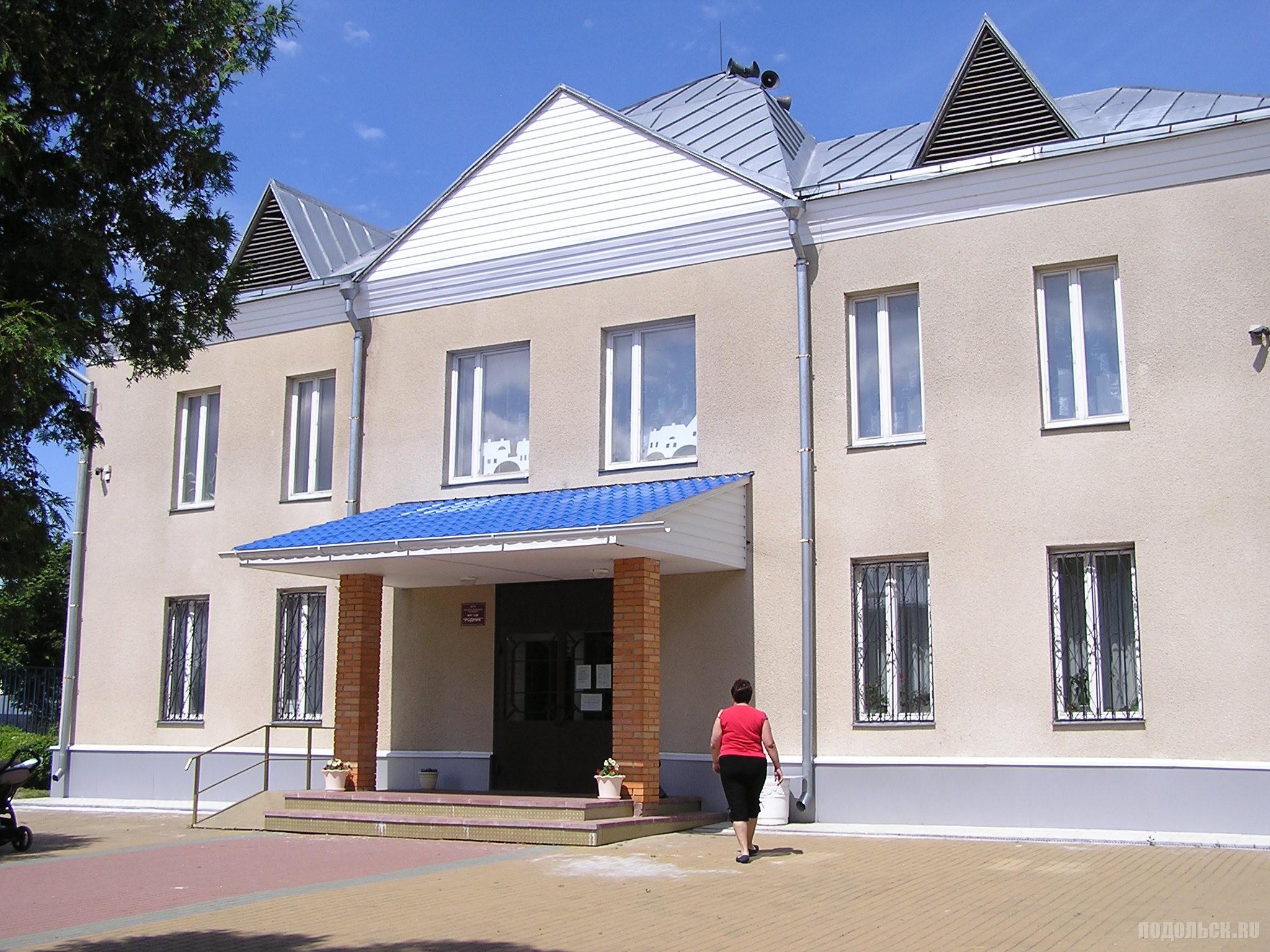 """ДК """"Родник"""" в Сынкове. 24.06.2016."""