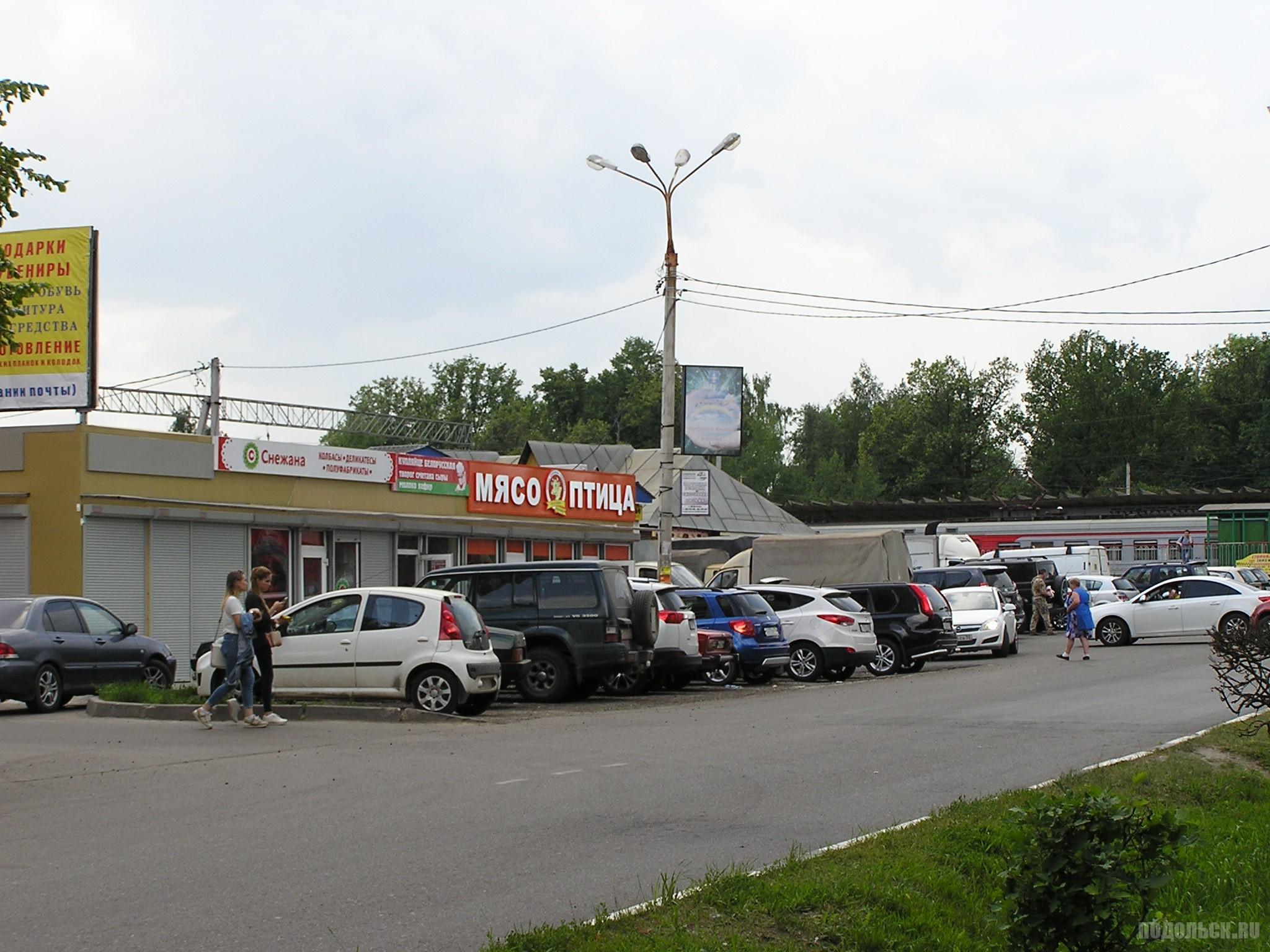Львовский рынок. 27 июня 2016 г.