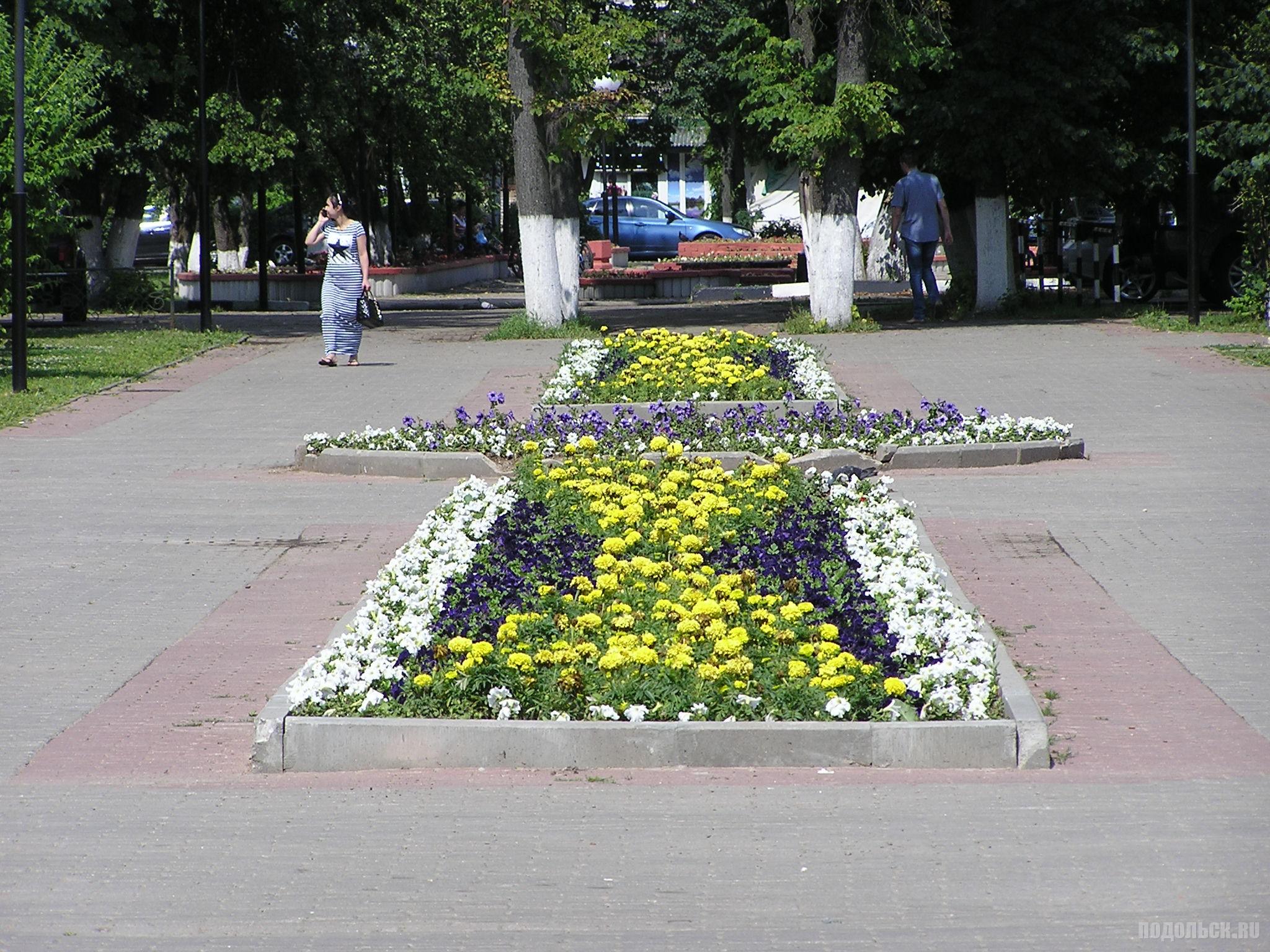 Сквер Поколений 4 июля 2016 г.