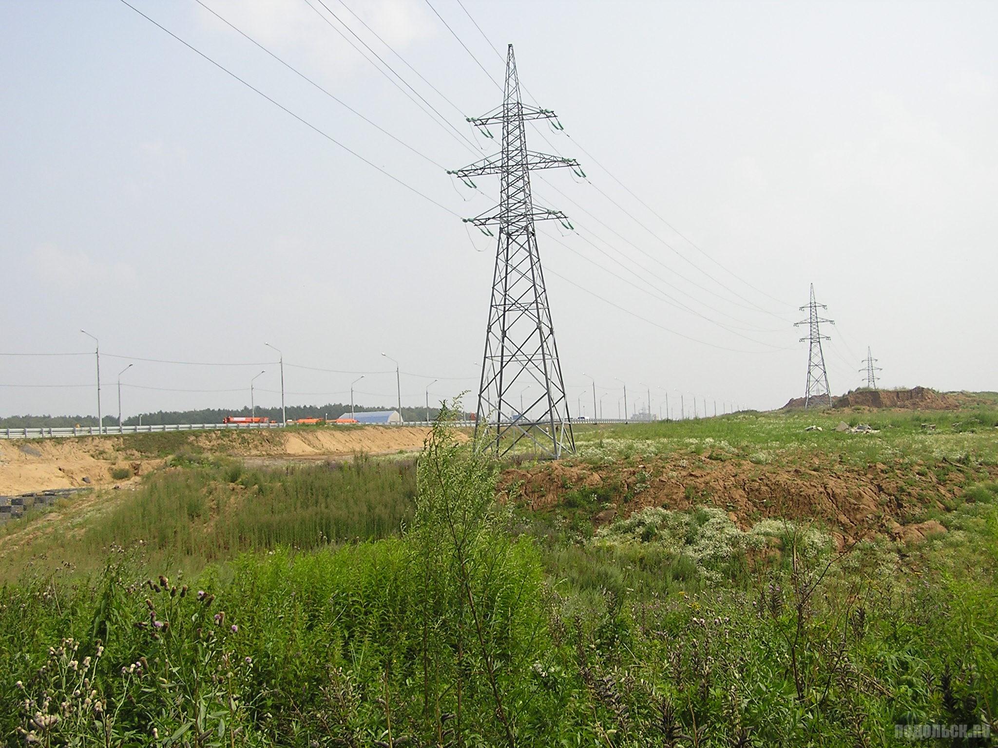 Эстакада в Сергеевке 24 июля 2016 г.