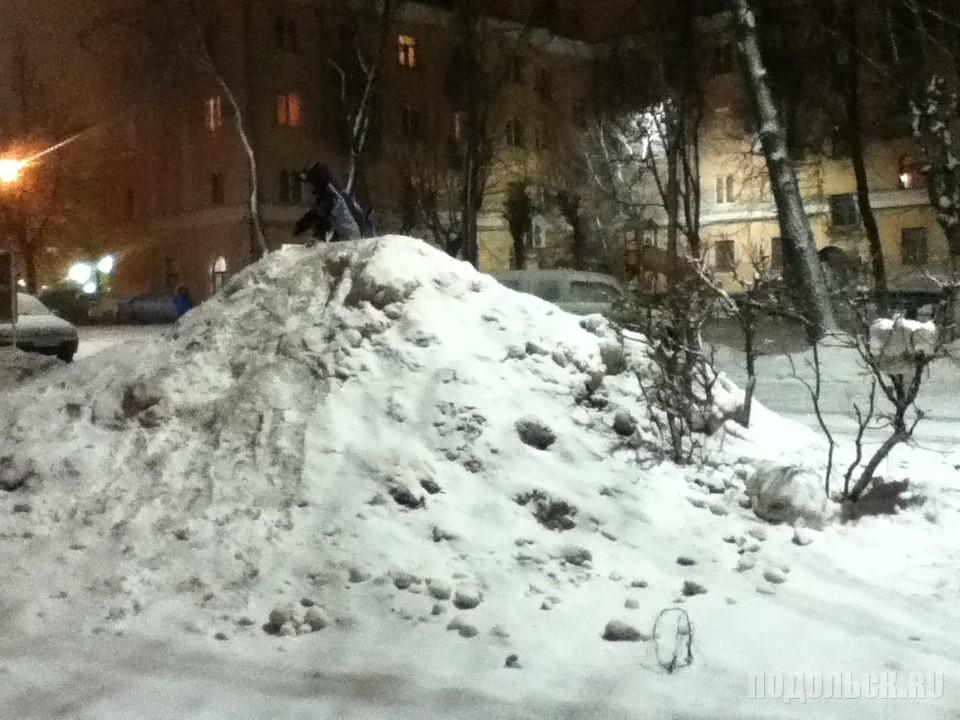 Климовск, ноябрь 2016 г.