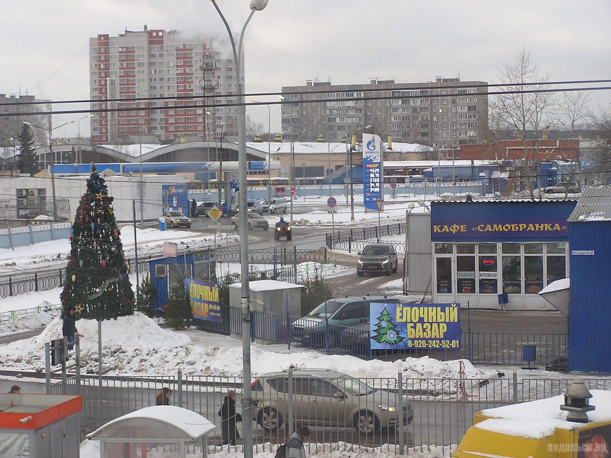 "Ярмарка ""Кутузово"". 24.12.2016."
