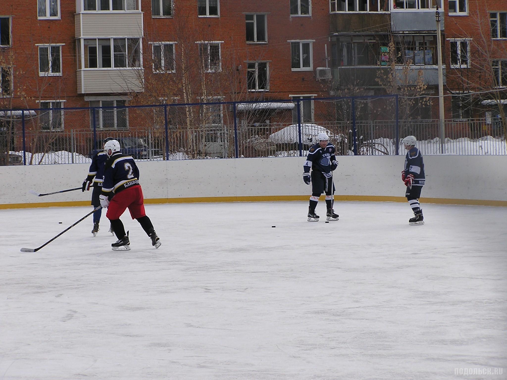 Хоккей на Гривно 21.01.2017.