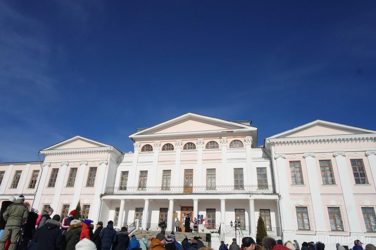 Масленица в Дубровицах 26 февраля.