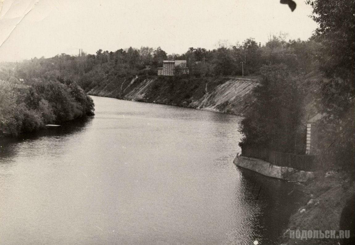 Вид на ПКиО им. В Талалихина, 1970-е годы.