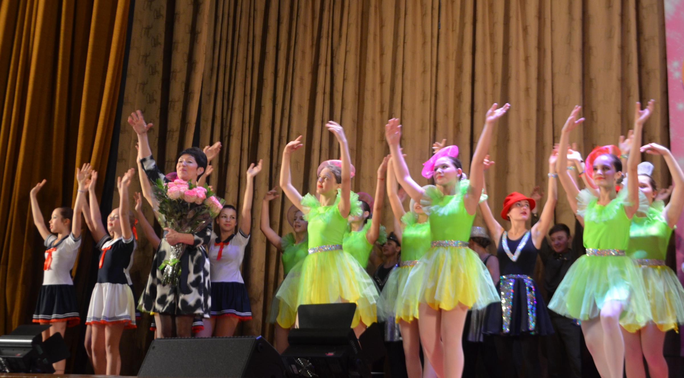 Концерт в администрации Подольска. 2017.