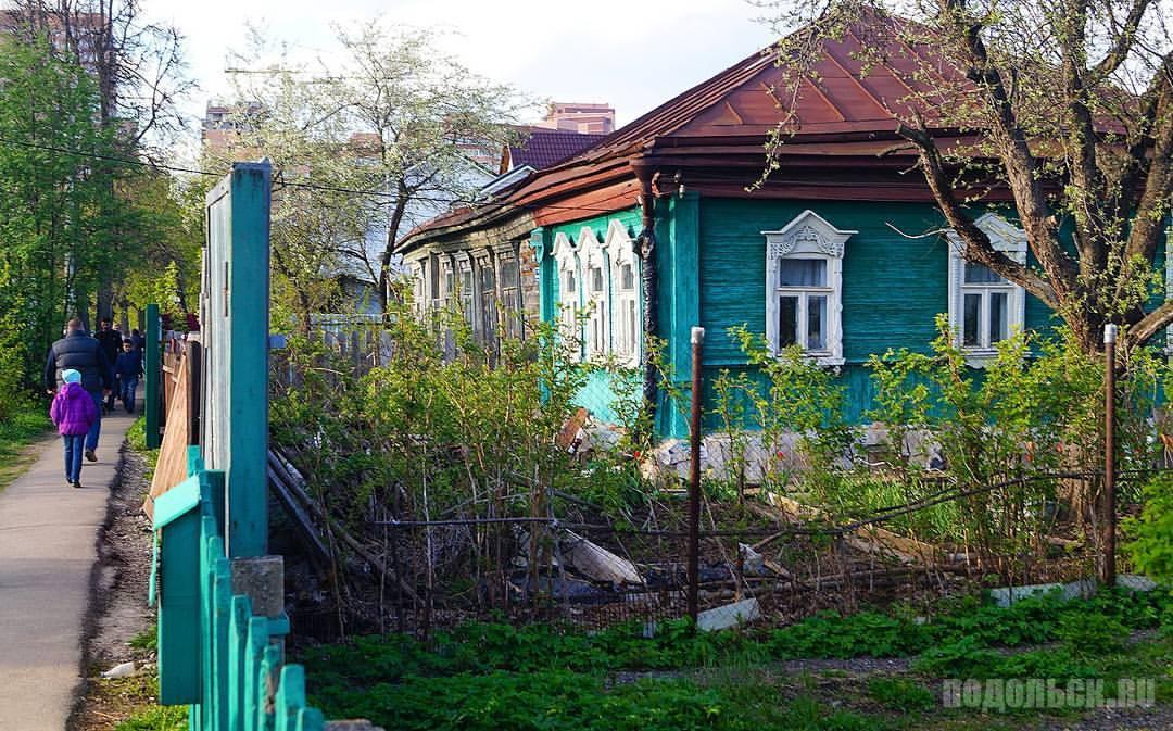 Улица Фурманова, 54. Май 2017.
