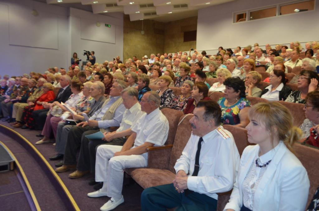 Ветераны на конференции 29.06.17.