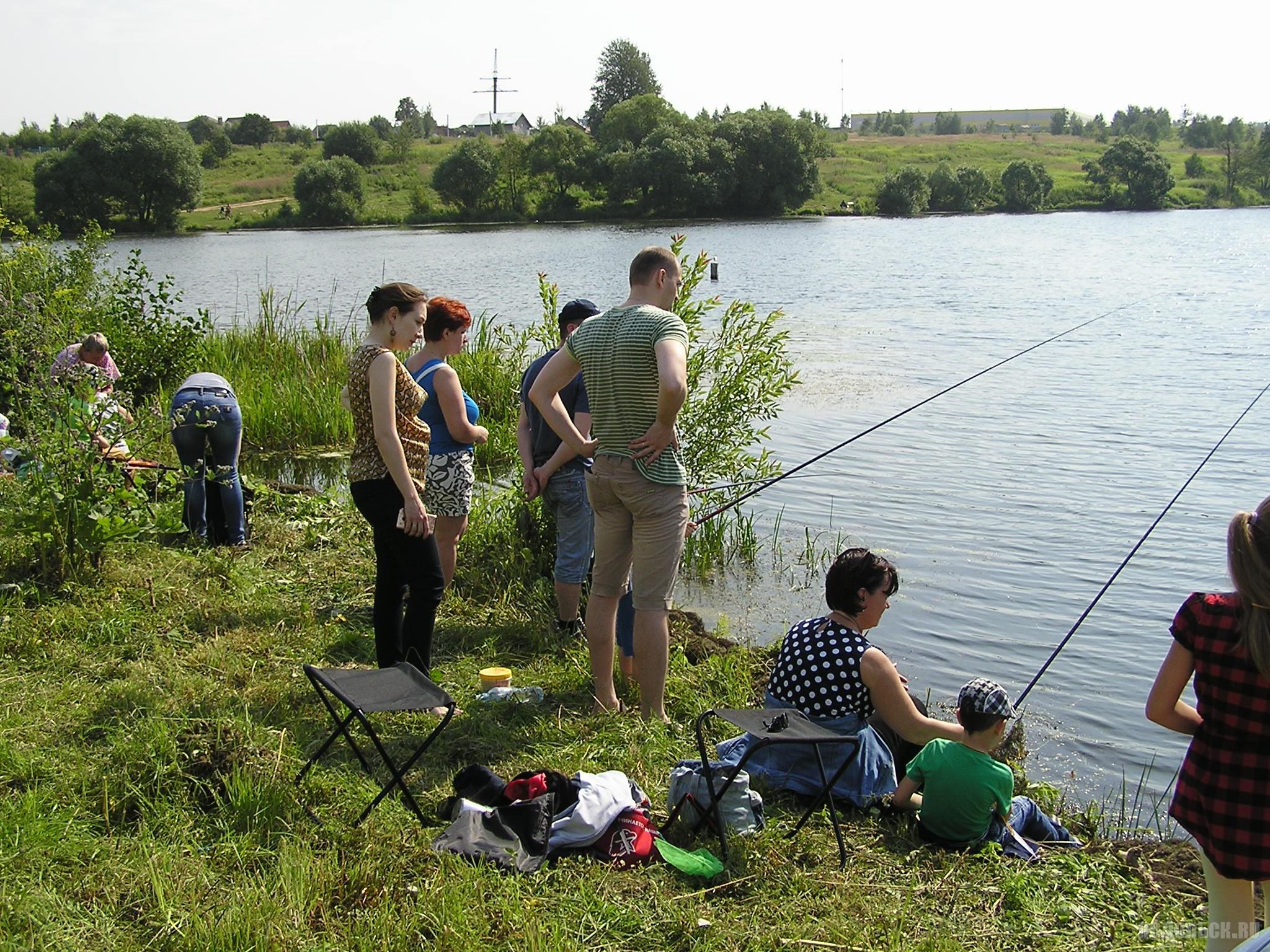 Детский рыболовный фестиваль. Петрица, 29.07.2017.