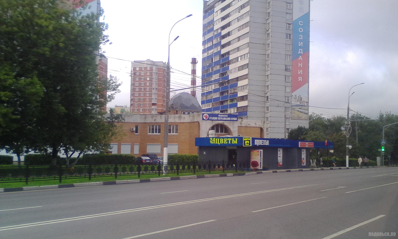Улица Кирова, станция переливания крови. Июль 2017.