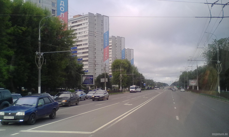 Улица Кирова. Июль 2017.