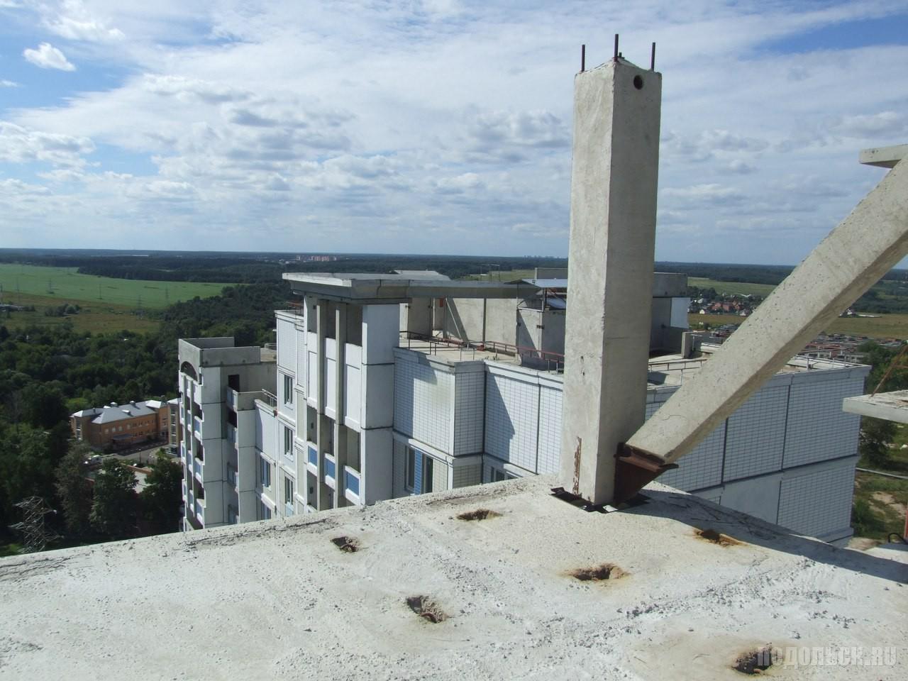 Вид из Кузнечиков-2